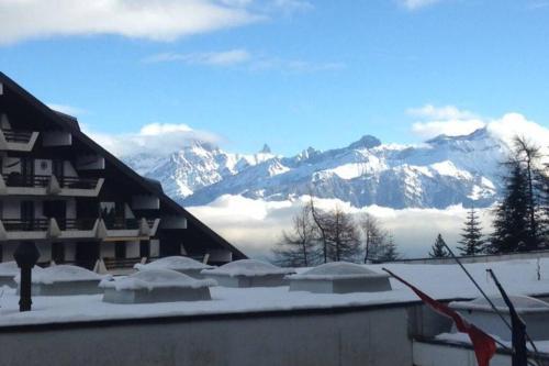 Alpine apartment in Swiss village of Torgon - Hotel