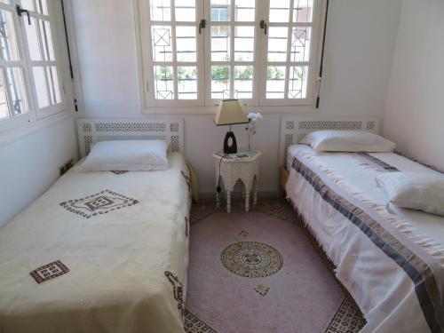 Villa Mehdia Plage Oda fotoğrafları