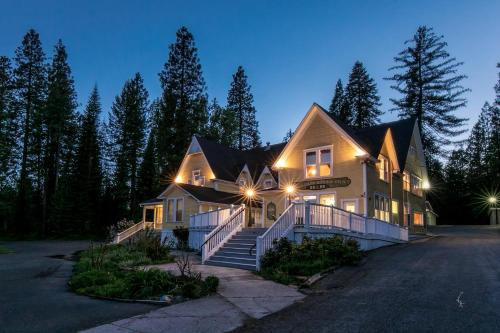McCloud River Bed and Breakfast - Accommodation - McCloud