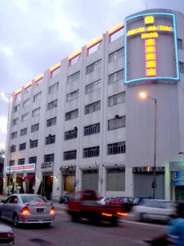 Macau Masters Hotel