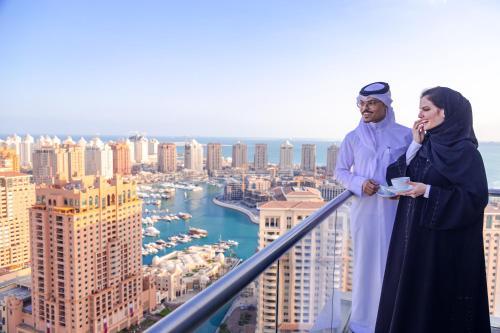 . Hilton Doha The Pearl Hotel & Residences