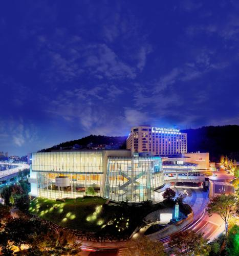 Swiss Grand Hotel Seoul & Grand Suite - Seoul