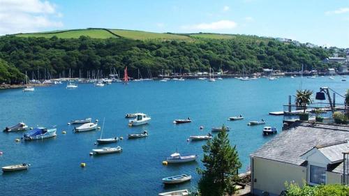 Seasteps, Fowey, Cornwall