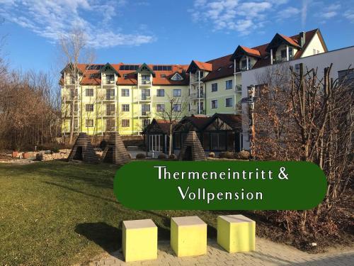 . Hotel Xylophon inklusive Thermeneintritt