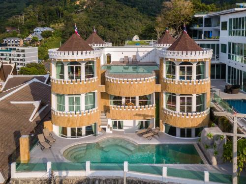 Unique Luxury Castle in Patong Beach 7 Bedrooms Unique Luxury Castle in Patong Beach 7 Bedrooms