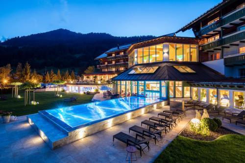Haller's Genuss&Spa Hotel - Mittelberg
