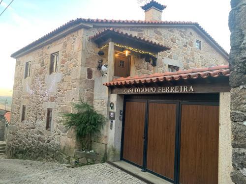 . Casa D'Campo Ferreira
