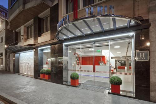 Hotel Turin impression