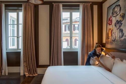 Hotel Vilòn Small Luxury Hotels of the World - Rome