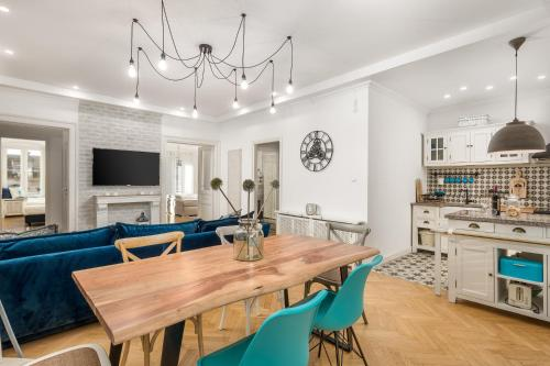 Luxury apartment Karolina Riva 101m2 - Apartment - Rijeka