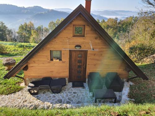 Relaxing Cottage Donacka Gora - Hotel - Rogatec