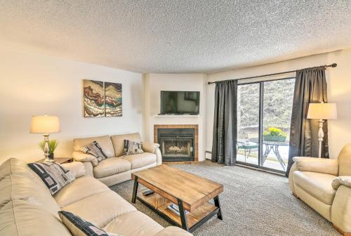 Anchorage Apartment with Patio - Near the Knik Arm!