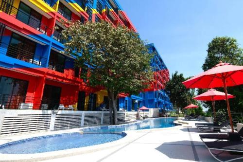 Vibrant Rayong Beach by Favstay Vibrant Rayong Beach by Favstay