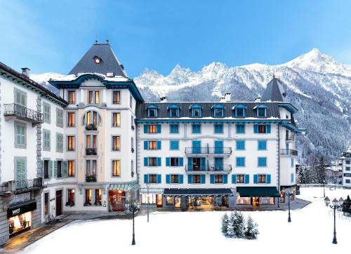 Grand Hôtel des Alpes Chamonix