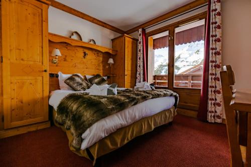 Appartement 5* Prince des Cimes - Hotel - Arc 1950