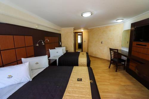 Loa Inn Centro, Puebla
