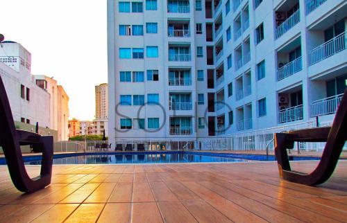Hotel Apartamento SOHO Style - Con Balcón