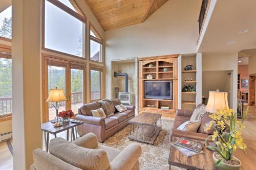 Spacious Villa Less Than 1 Mi to Main Street Breckenridge! - Accommodation - Breckenridge