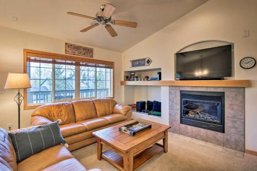 Condo with Mtn View, Less Than 1 Mi to Steamboat Resort! - Apartment - Steamboat