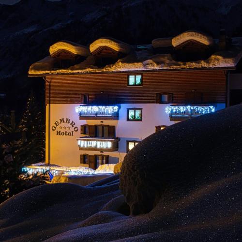 Hotel Gembro - Chiesa
