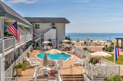 Oceanfront Resort Studio on Virginia Beach! Main image 1