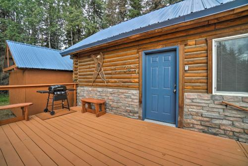 Soldotna Cabin with Essentials- 4 Mi to Fishing