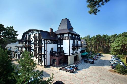 Hotel Royal Baltic 4* Luxury Boutique Główne zdjęcie