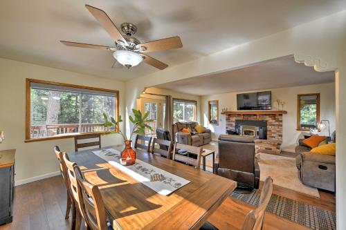 Cabin in Nat'l Forest 35 Min to Boreal Resort - Hotel - Colfax