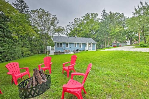 Accommodation in Twin Lakes