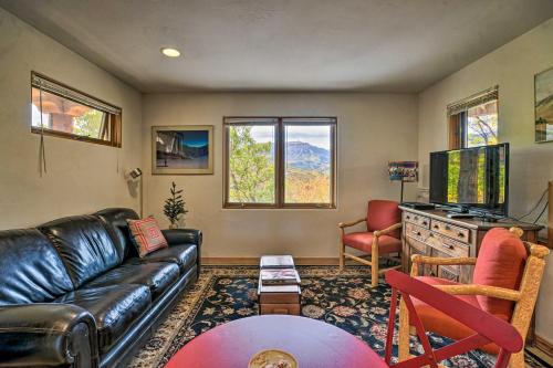 Snowmass Couples Getaway with Mtn Views and Deck - Snowmass