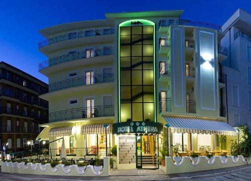 . Hotel Athena B&B