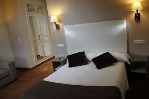 Double or Twin Room Hotel Leonor de Aquitania 11