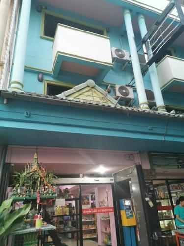 Silver Star Guesthouse Chiangmai Silver Star Guesthouse Chiangmai