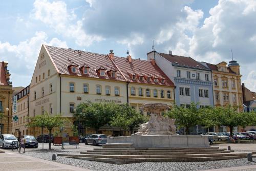 . Hotel Česká Koruna