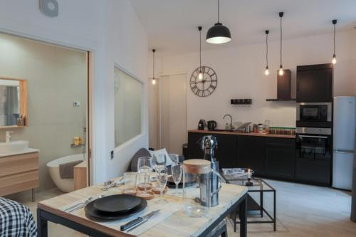 Suite Garibaldi Cosy Et Design