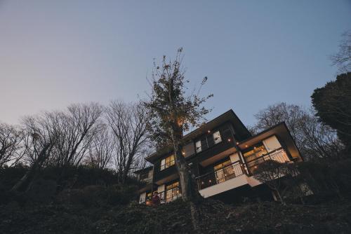 天然温泉かけ流し 箱根星空の丘別荘アパートメント Hakone Sky Hill Private Nature Villas & Hotsprings