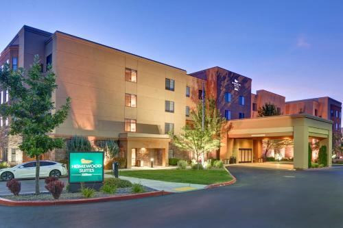 Homewood Suites by Hilton Reno - Hotel