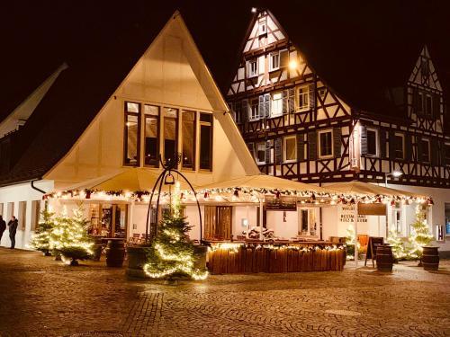. Stadthotel Waldhorn