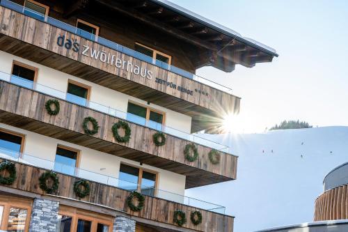 Hotel das Zwölferhaus Hinterglemm
