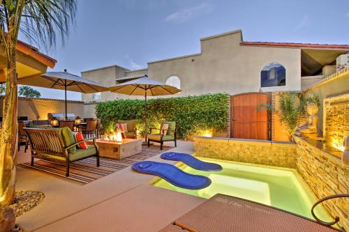 Private Palm Springs Condo with Upscale Amenities! Main image 1