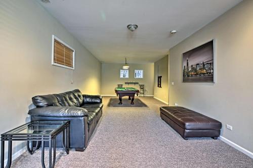 Chicago House with Large Rooftop Deck Near Downtown! Main image 2