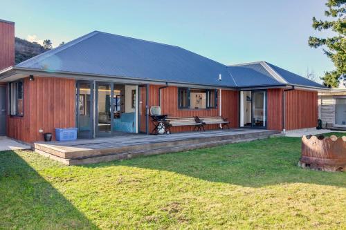 . GraceWorks - Hanmer Springs Holiday Home