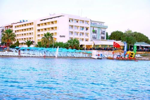 . Tuntas Beach Hotel - All Inclusive