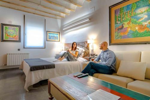 . Hotel boutique Arte y Descanso