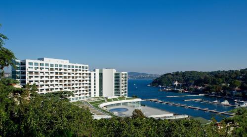 Istanbul The Grand Tarabya Hotel ulaşım