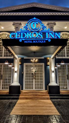Cedros Inn Boutique Hotel
