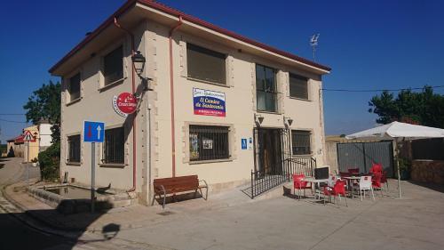 . Albergue Restaurante Bar ELCAMINO DE SANTOVENIA