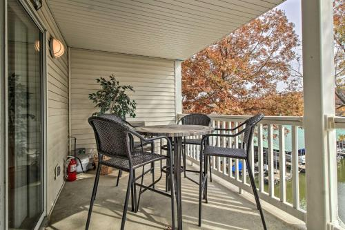 Cozy Condo with Dock, Pool on Lake of the Ozarks
