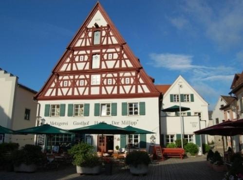 . Metzgerei Gasthof Romantik Hotel Der Millipp