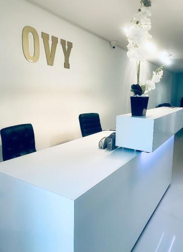 . Ovy Hotel & Work Center